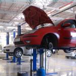 vehicle service management system